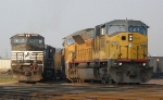 NS 9090 and UP 8008